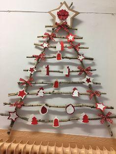 Vánoční dekorace, strom
