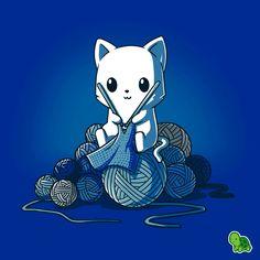 Rächer Endspiel - My Bilder Arte Do Kawaii, Kawaii Cat, Anime Animals, Cute Animals, Funny Animals, I Love Cats, Cute Cats, Images Kawaii, Nerdy Shirts