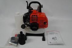 Gas-Powered Water Pump-1585 GPH 31cc 1in Ports,  centrifugal pump #UnbrandedGeneric