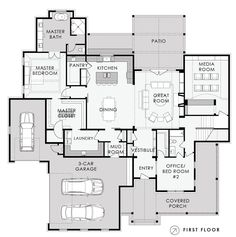 Search through nearly 100 of our Home Plans to find a design to inspire your own Custom Home. Custom Homes, Homesteading, House Plans, Floor Plans, Inspire, How To Plan, Inspiration, Design, Blueprints For Homes
