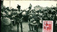 Fangs de la Guinea española. Ahora, Guinea Ecuatorial.
