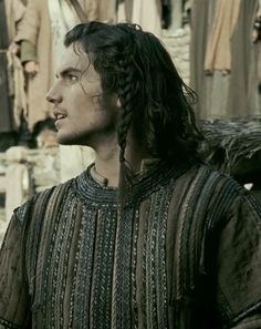 Henry Cavill in Tristan and Isolde