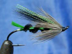 Classic flies for Atlantic salmon fly fishing - The Ruelland # 1/0 | Sporting Goods, Fishing, Baits, Lures & Flies | eBay!