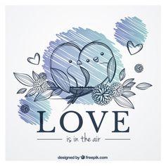 O amor está no ar                                                                                                                                                                                 Mais