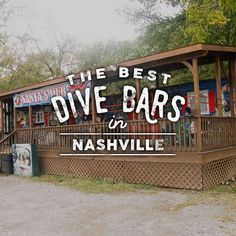 The Best Dive Bars in Nashville Thrillist Nashville Nightlife, Nashville Bars, Nashville Vacation, Tennessee Vacation, Nashville Restaurants, Visit Nashville, Nashville Tennessee Hotels, Girls Trip Nashville, Nashville Quotes