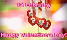 14 February Happy Valentine's Day! Valentines Day Ecards, Valentines Day Greetings, Happy Valentines Day, Valentine's Day Greeting Cards, February