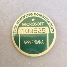 Microsoft and Apple Rana