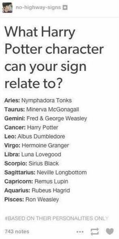 the zodiac signs as harry potter characters - LUPIN Le Zodiac, Zodiac Signs Astrology, Zodiac Memes, Zodiac Star Signs, My Zodiac Sign, Zodiac Facts, Zodiac Mind, Hogwarts, Harry Potter Characters
