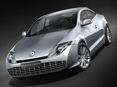 Renault Laguna Coupe 2010 Model available on Turbo Squid, the world's leading provider of digital models for visualization, films, television, and games. Cars And Motorcycles, To Go, Classic, Vehicles, Model, Future, Gray, Beauty, Autos
