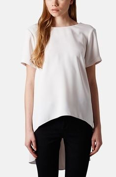 #sweepsentry Topshop High/Low Tunic available at #Nordstrom