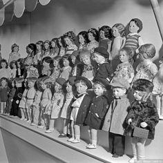 Кукольная фабрика Кетэ Крузе, 1937 год.