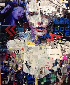 Si hay algo del arte que se puede llamar caótico es un collage. Todos hemos hecho alguno cuando íbamos al colegio, pero Derek Gores, artista neoyorquino, llevó la técnica un poco más allá y ahora prepara su exposición con obras que alcanzan casi los dos metros de alto. La principal motivación de Derek Gores es hacer algo nuevo. …