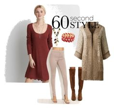 """Thanksgiving comfort"" by cams-mom on Polyvore featuring American Eagle Outfitters, Breckelle's, Avenue, Jacmel and Lands' End"