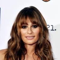 Lea Michelle fica mais bonita com cabelos castanhos ou com mechas californianas? Vote na melhor cor para a atriz!