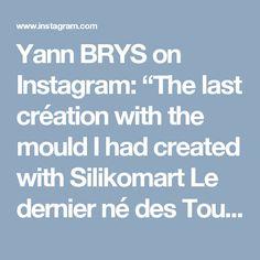 """Yann BRYS on Instagram: """"The last création with the mould I had created with Silikomart  Le dernier né des Tourbillons réalisé avec les nouveaux moules créés avec…"""""""