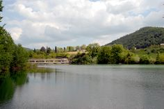 Lago di S. Ruffino scorci del lago #marcafermana #amandola #fermo #marche