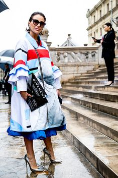 These are the best street style looks straight from Paris.