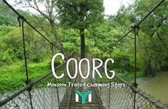 #CoorgTour - It is a beautiful #HillStation located in the state, #Karnataka. It is a dream travel #destination for millions of #travelers. With its natural splendor and exotic picturesque ambiance, #CoorgTour has been a favorite of numerous. Lush green #valleys, dense teak #wood #forests, aromatic #coffee plantaions and scenic #mountain ranges, all make Coorg a magnificent #HolidayDestination.   #Coorg #CoorgTour #CoorgTourIndia #HotelBookingServices #TeamYatraMania #YatraMania
