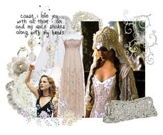 """Padme's Wedding Day"" by rachel-lxxii ❤ liked on Polyvore featuring art, padme, anakin and star wars"