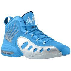 da98831c8 nike blue and white basketball shoes
