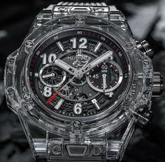 Hublot Big Bang UNICO Magic Sapphire Watch Watch Releases