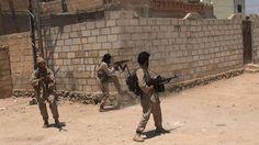 Dieser Bild soll Kämpfer der Terrormiliz ISIS in der Provinz Deir Essor zeigen