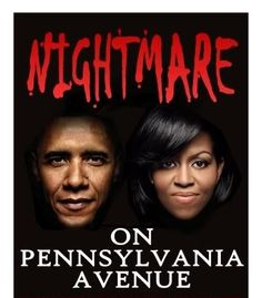 .obama is a nightmare