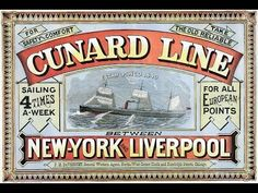 Timeshift: The Golden Age of Liners (BBC) (2/3)