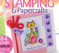The Little Book of Stamping & Papercrafts Free Download