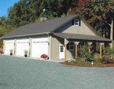 Metal Barn With Living Quarters Floor Plans 40x50x22
