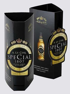 Le Coq Special packaging
