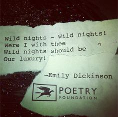 Click To Foresee Your Love Life Of 2017, from Wild nights - Wild nights by Emily Dickinson , #motivationalquotesforsuccess, #inspirationalquotes
