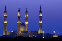 Photo Of The Week – Sheikh Zayed Mosque in Ras al Khaimah United Arab Emirates