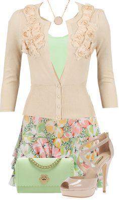 """Spring Fashion"" by fashion-766 on Polyvore"