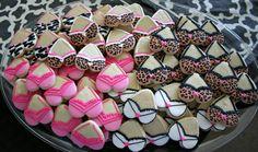 Bra cookies
