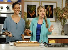 the chew | Recipe  | Carla Hall's Christmas Potpourri