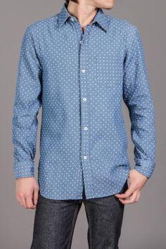 The Conselyea Button Down Shirt