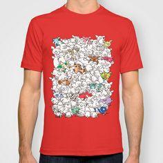 ~BUTADARAKE ver.3~ T-shirt by Noah's ART - $22.00