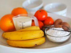 Siken hedelmäinen suosikkijälkkäri on helppo tehdä - Ajankohtaista - Ilta-Sanomat Food N, Banana, Fruit, Desserts, Food Ideas, Tailgate Desserts, Deserts, Bananas, Postres