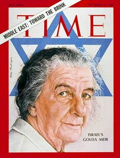 Golda Meir, Prime Minister, one put that she would lay awake at night, terrified at the number of Palestinian children that would be conceived that night. So, this is where the threat lies, that they know that these Palestinian children are going to grow up and become adults, and then the Jewish state is going to find itself literally.- Fear of White genetic annihilation- Dr. Frances Cress Welsing on the reason White people generally practice Racism.