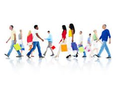 Mullti-ethnic group of people walking and holding bag Royalty Free Stock Photo Free Printable Coupons, Free Printables, Retail Coupons, Latest Images, Coupon Deals, Royalty Free Stock Photos, Teaching, People, Bags