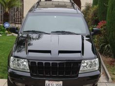 Ram air project - need a WJ hood this weekend - in SoCal - volunteers? - Page 6 - JeepForum.com