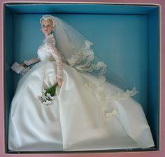 Grace Kelly -Silkstone Bride Barbie