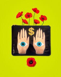 Poppy Lissiman Wor$ip Clutch [Buy]