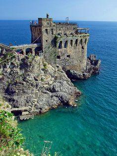 """... quel """"grazioso"""" ristorantino con vista Italy"""