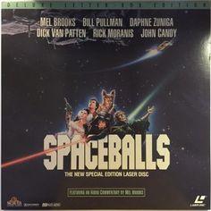 Spaceballs Laserdisc