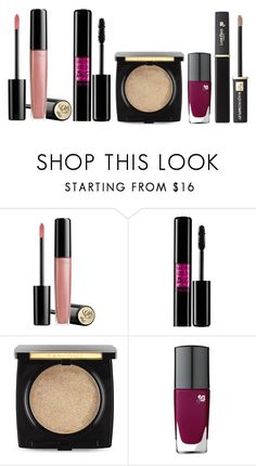 """top 5 lancome products"" by azra-99 on Polyvore featuring beauty and Lancôme"