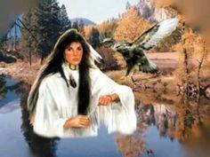 #Spirituele_Muziek #Native_American_Spiritual Music ~