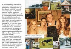 Joey+Rory: Our Love Story [2010] - Magazine/From the Vault - Nash Country Weekly