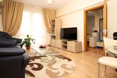 Short term rental apartment in the center of Bucharest. Best accommodation option in town! Serviced Apartments, Rental Apartments, Bucharest, Old Town, Curtains, Home Decor, Old City, Blinds, Decoration Home